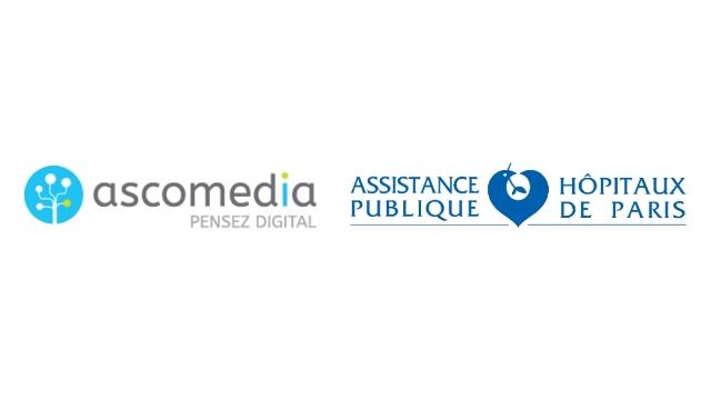 Ascomedia cité sur le web pour son projet avec l'AP-HP